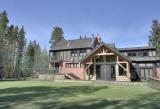 Отличный дом в самом сердце скалистых гор