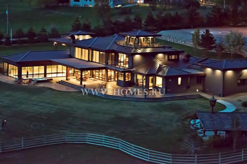 Уникальный дом в городе Вернон