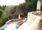 Вилла с незабываемым видом на море на острове Скиатос