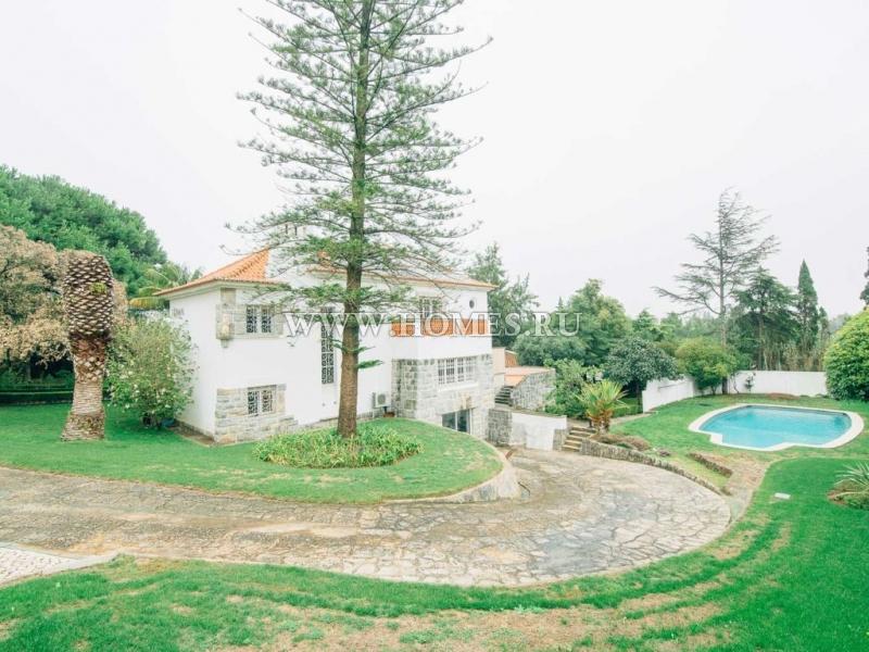 Элегантный дом в Кашкайше