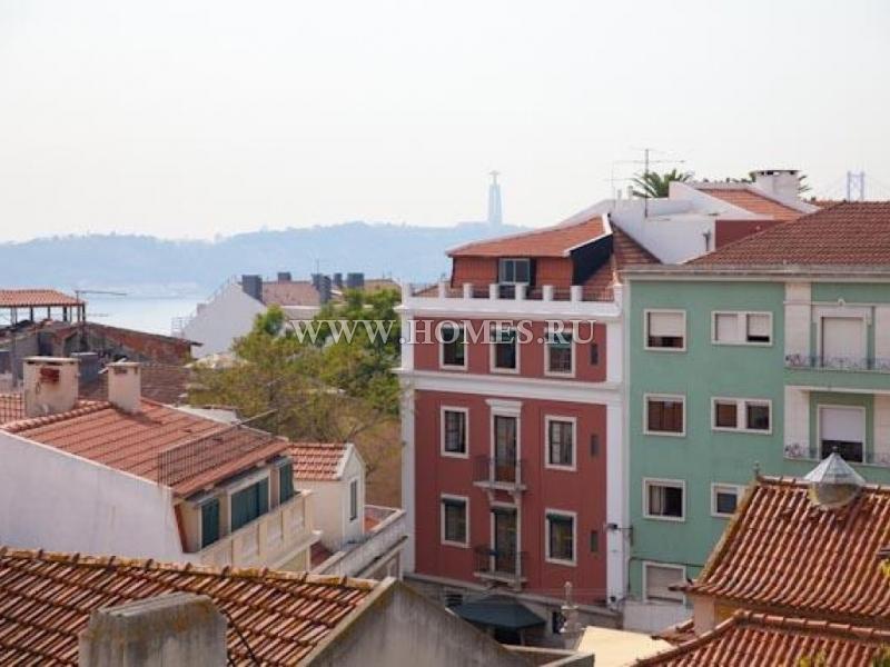 Уникальная вилла в самом сердце Лиссабона