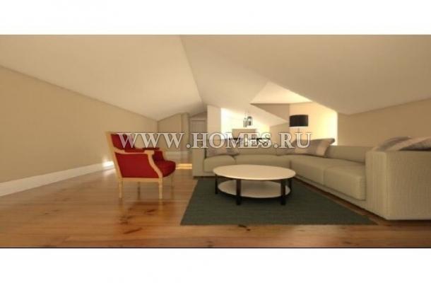 Уютная квартира в Лиссабоне
