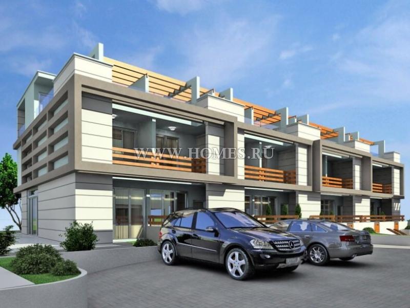 Прекрасные апартаменты в городе Лимассол