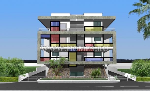 Уникальные апартаменты в Лимассоле