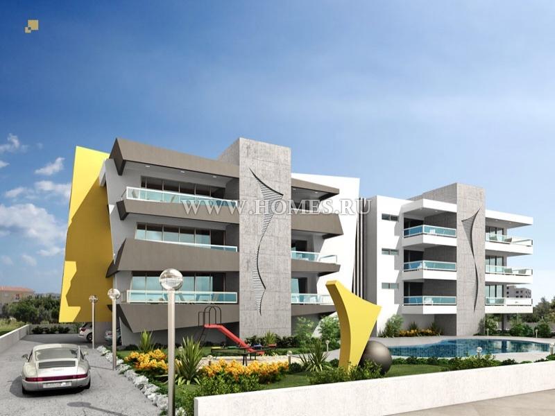 Прекрасные апартаменты в Лимассоле