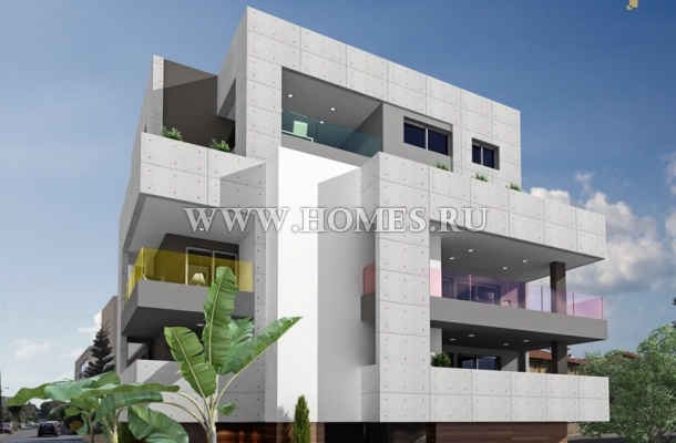 Элитные квартиры в центре Лимассола