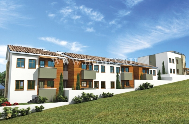Очаровательные апартаменты в небольшой деревушке Писсури