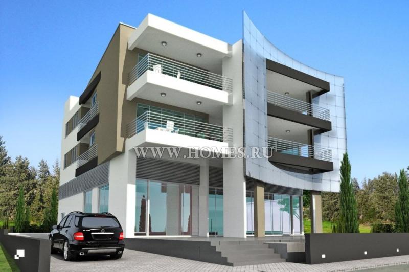 Красивые апартаменты в городе Лимассол