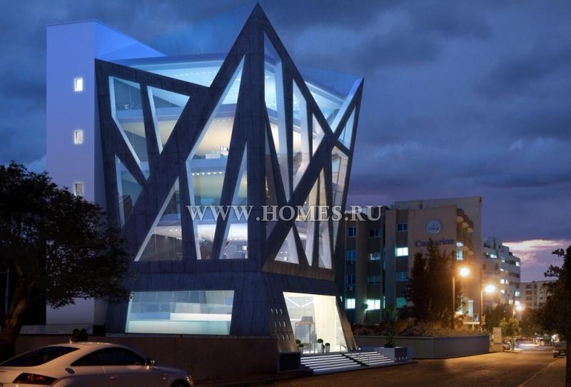 Ультрасовременный бизнес-центр в центральной части города Лимассол
