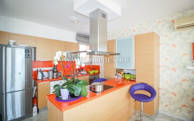 Чудесные апартаменты в городе Лимассол