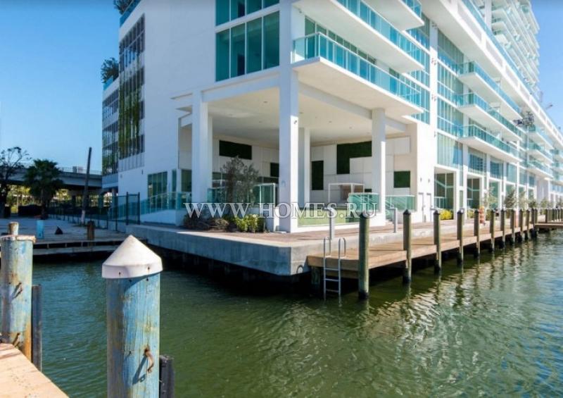 Просторное помещение под ресторан в Майами