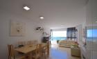 Красивые апартаменты на Коста-Бланке на берегу в Бенидорме