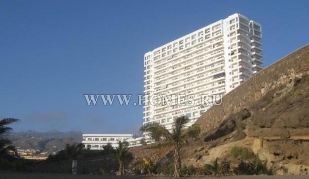 Шикарные апартаменты на острове Тенерифе