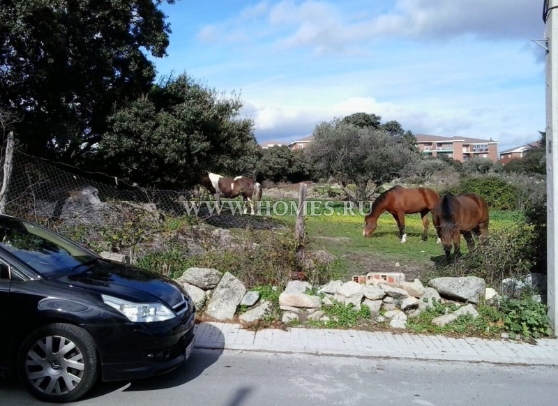 Прекрасный дом неподалеку от Мадрида