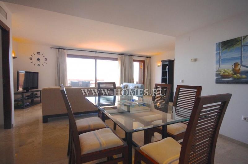 Очаровательные апартаменты в городе Пунта Прима