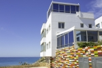 Яркая вилла с прекрасным видом на море в Испании