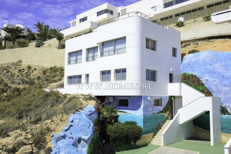 Чудесный дом в частной урбанизации в Испании