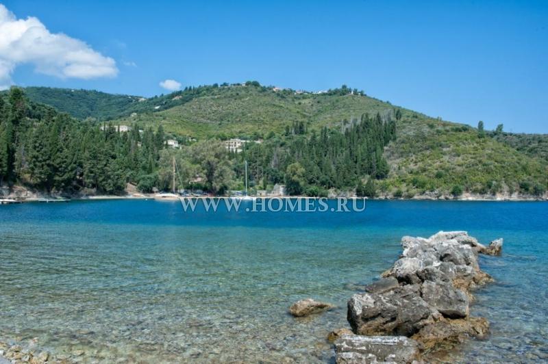 Чудесная вилла на северо-востоке острова Корфу