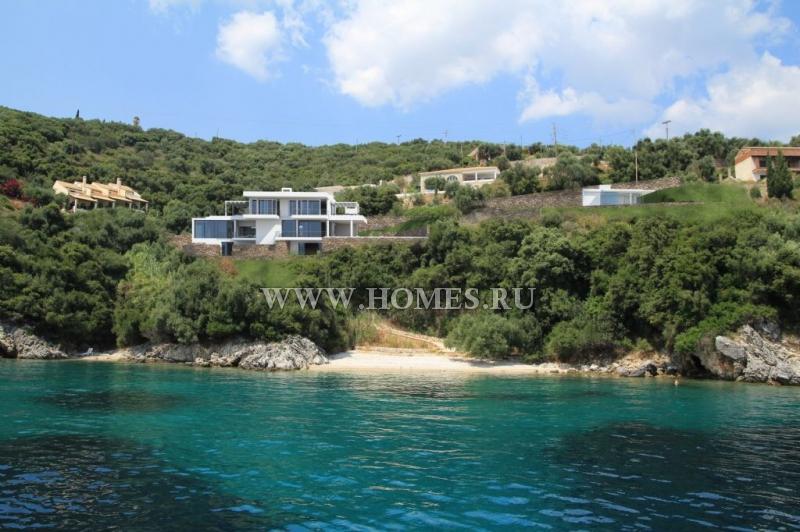 Особенная вилла на острове Корфу