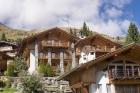 Эффектное шале с завораживающим видом на горы в Вербье