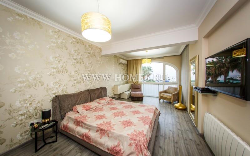 Уютные апартаменты в Лимассоле
