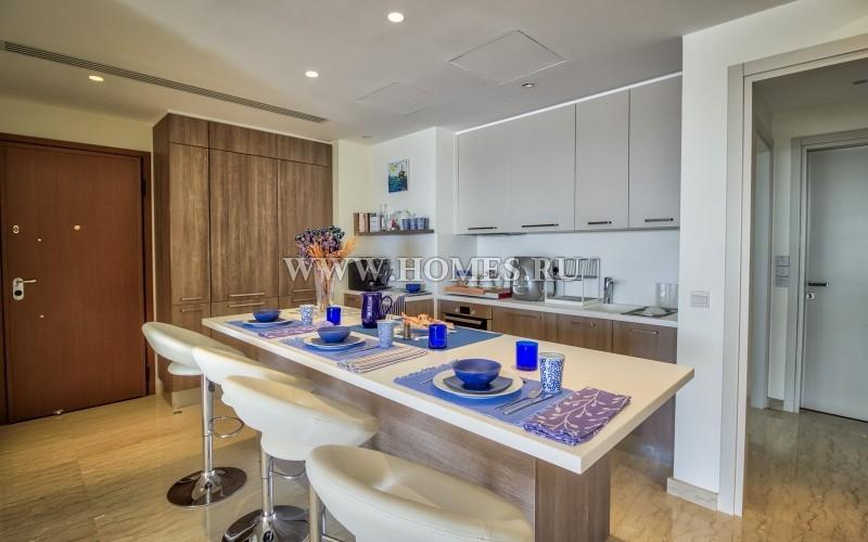 Эксклюзивные апартаменты в Лимассоле
