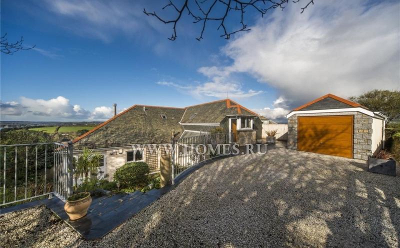 Очаровательный дом в графстве Корноулл