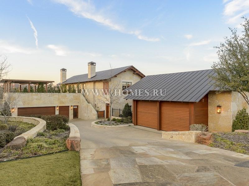 Великолепный дом в Уэстлейке, штат Техас