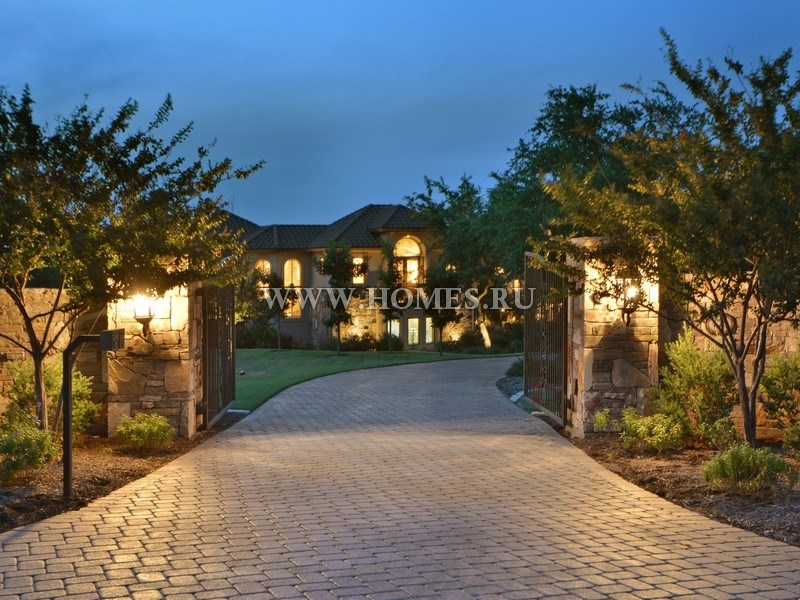 Роскошный дом в штате Техас