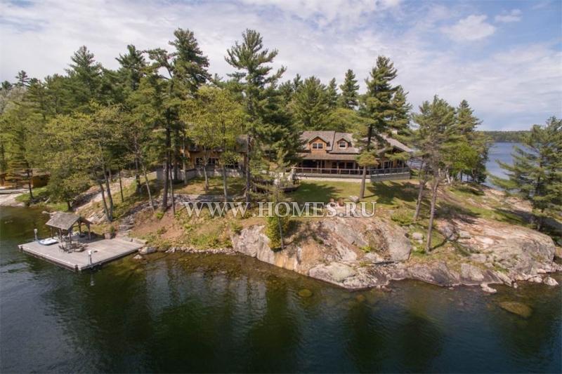 Премиальная резиденция в Онтарио
