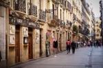 Отремонтированная квартира в старой части Сан-Себастьяна