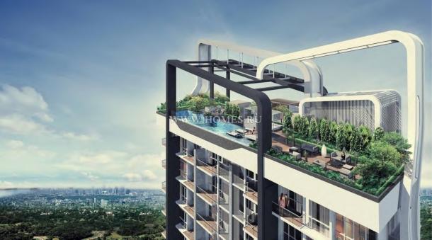 Роскошные новые апартаменты в Сингапуре