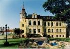 Роскошный  замок в Лейпциге
