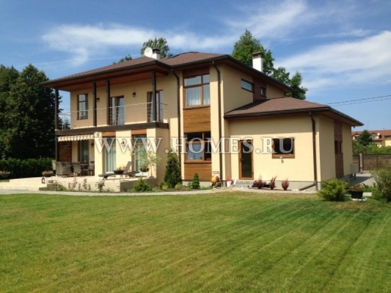 Новый дом в районе Меллужи