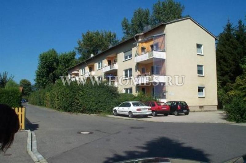Просторный двенадцатиквартирный дом в Баварии