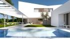 Современный дом в Кальдас-де-Малавелья