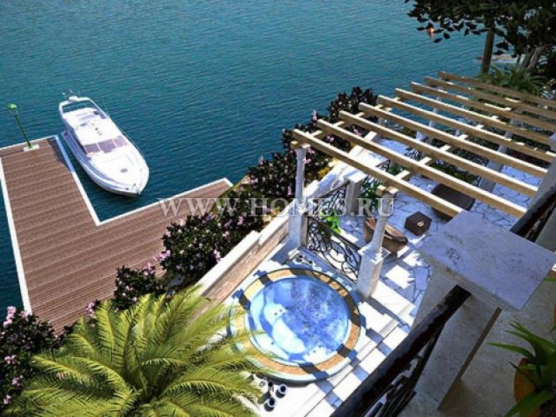 Жилье в остров Родопи недорого на берегу моря
