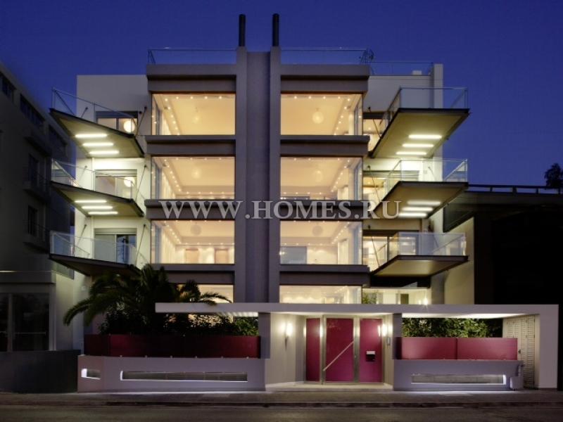 Современный дом в Вуле, Аттика