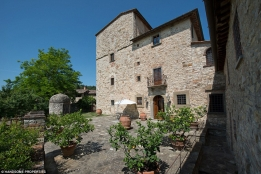 Новости рынка → В Тоскане продается вилла Микеланджело