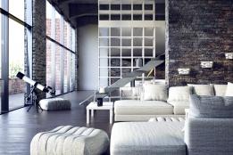 Статьи и обзоры → Лофты - новый тренд рынка недвижимости