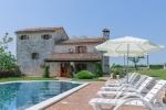Красивый дом в сердце Истрии