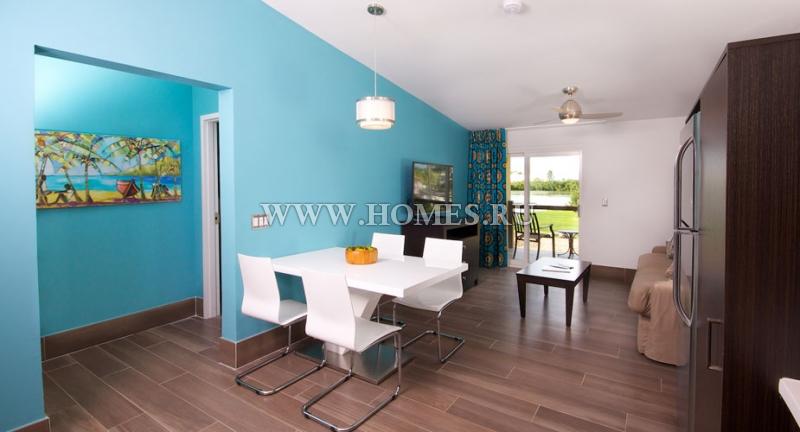 Роскошные апартаменты на острове Сент-Китс