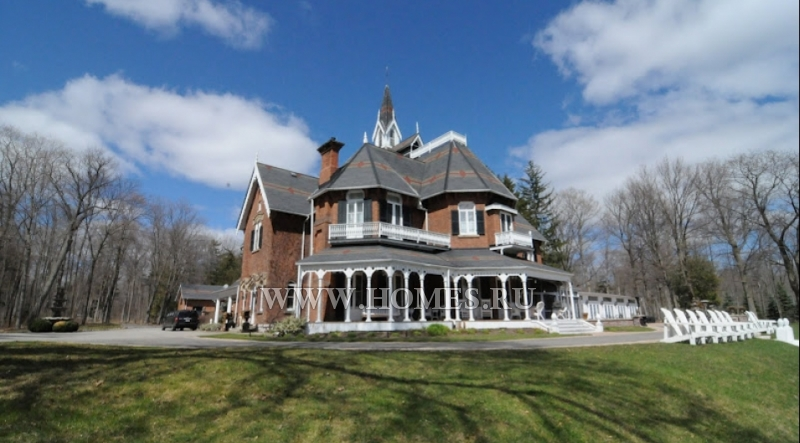 Великолепный особняк в Онтарио