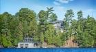 Элегантный дом на берегу озера Джек Лейк в Онтарио