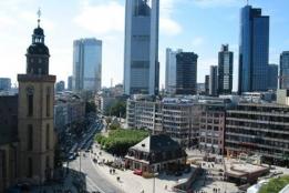 Новости рынка → Франкфурт: одобрено рекордное число строительных проектов