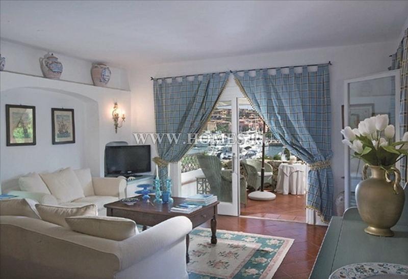 Красивые апартаменты в Порто Черво