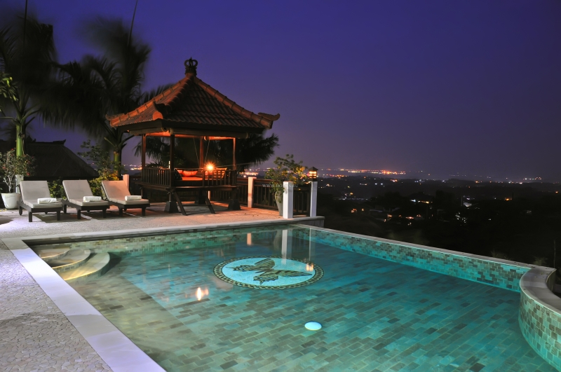 """Вилла """"люкс"""" на Бали"""