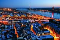 Латвия. Вид на жительство