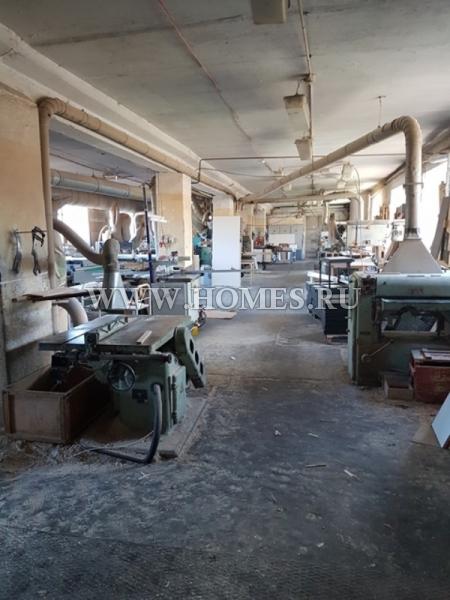 Мебельный завод в Риге
