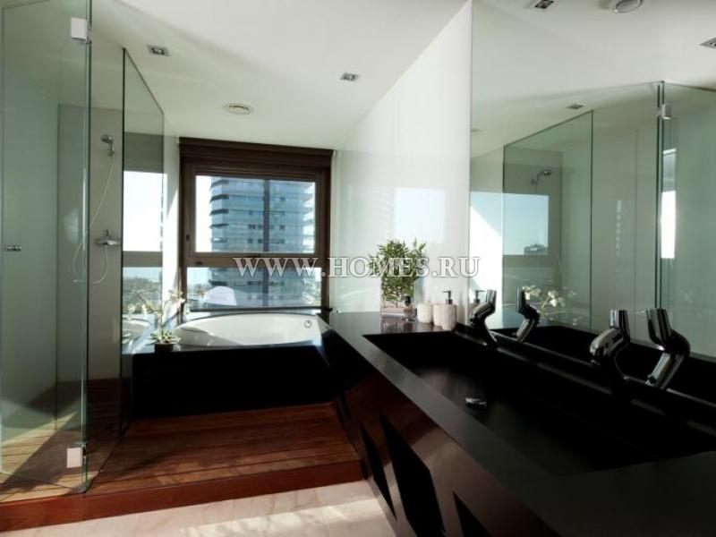 Стильная квартира в Барселоне